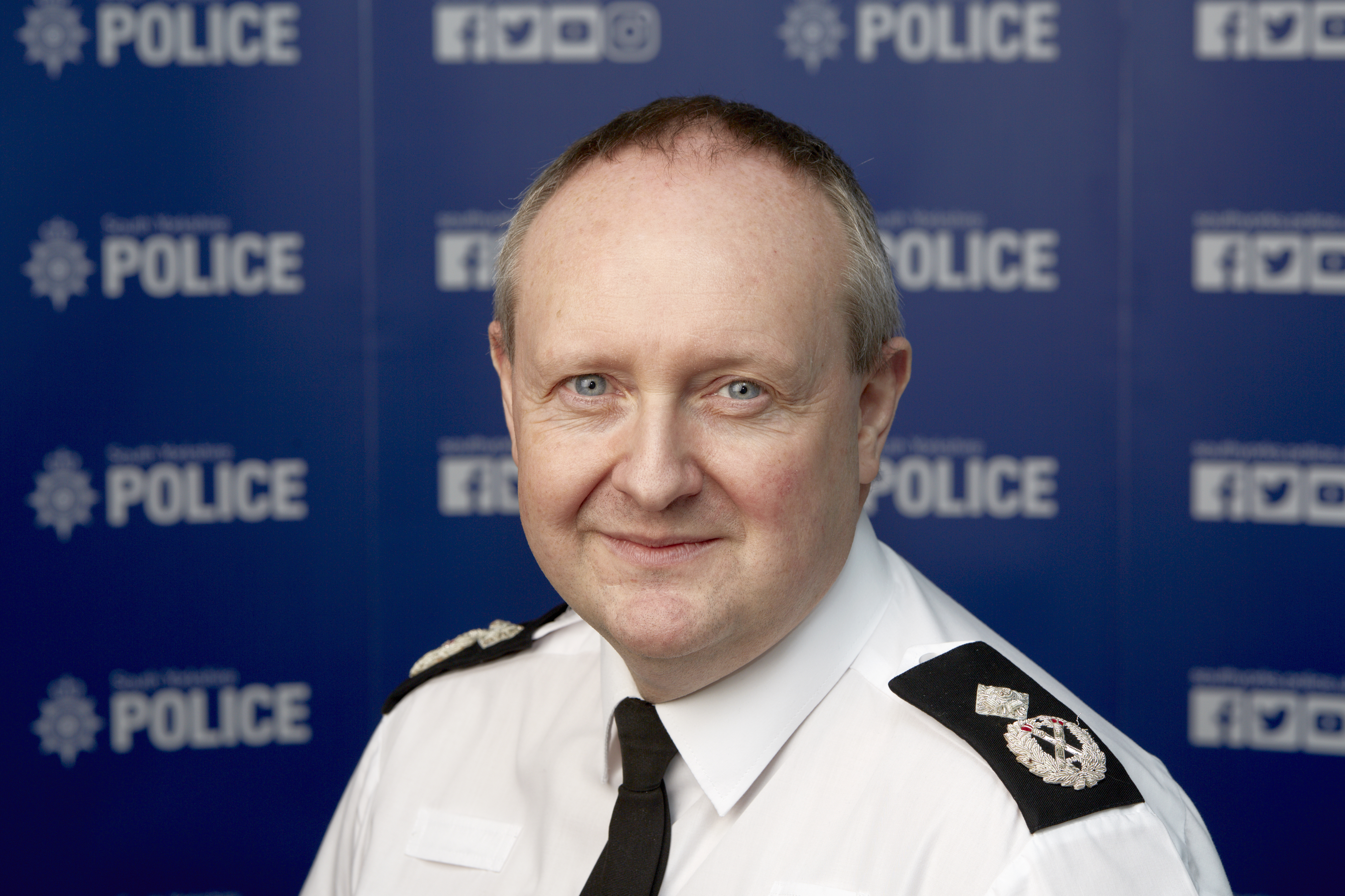 Deputy Chief Constable Mark Roberts