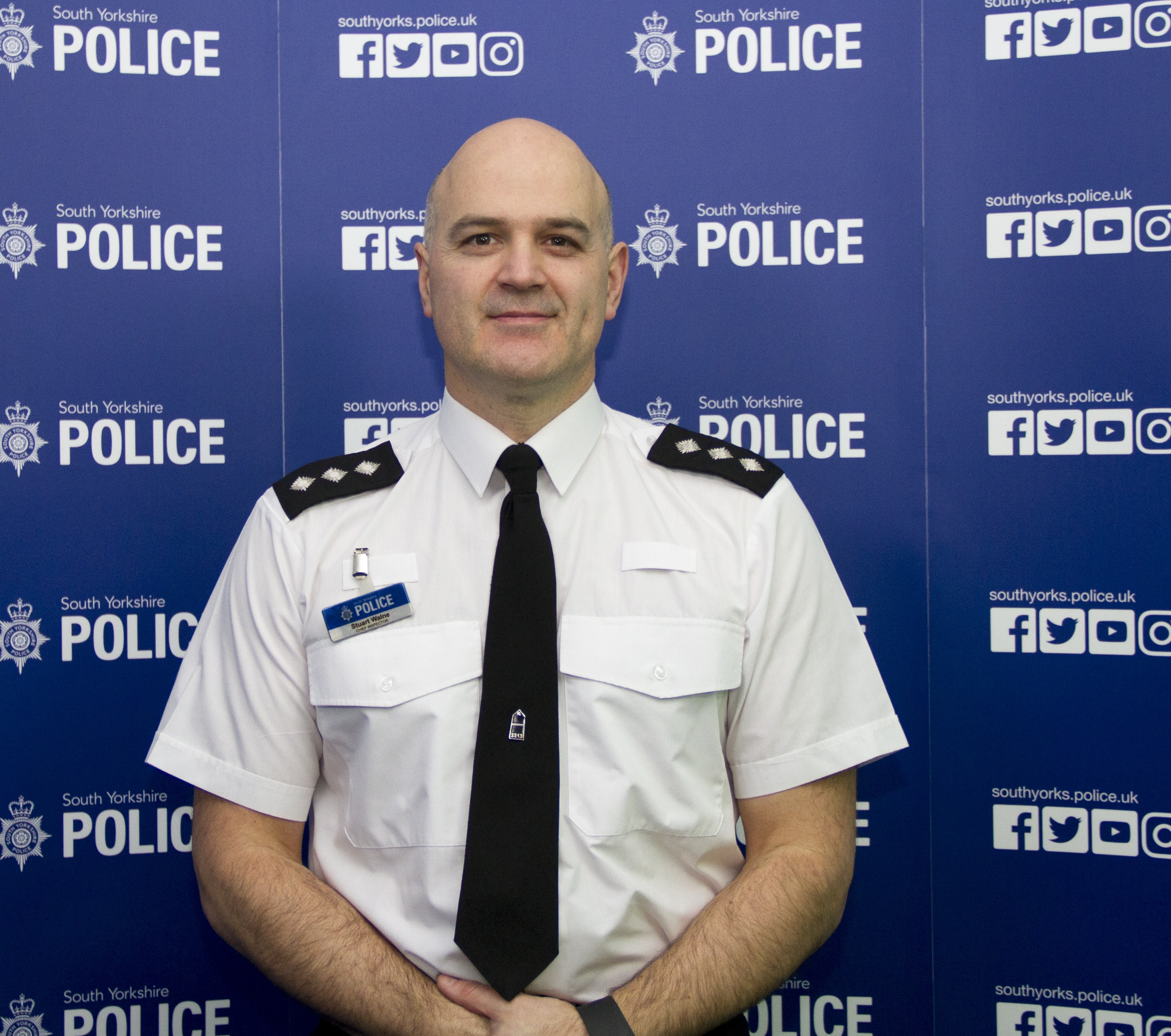 Project Director - Chief Inspector Stuart Walne