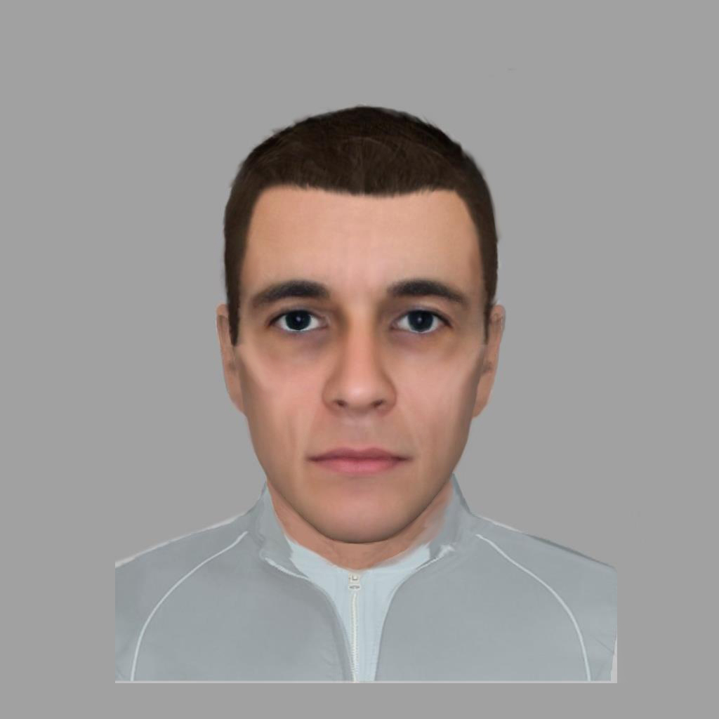 E-fit - have you seen this man?