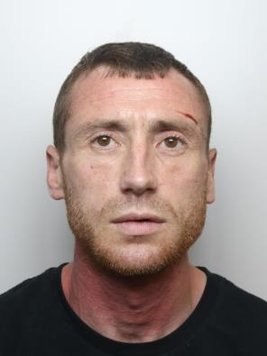 Gareth Slater- sentenced  to 10 years in prison