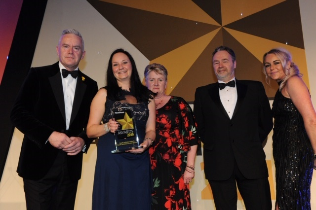 The 'Fleet of Year' winners at the national Fleet Awards 2019